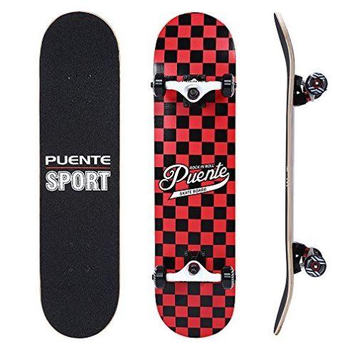 NAKATIN Skateboard für Anfänger