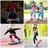 SGODDE Skateboard Komplett