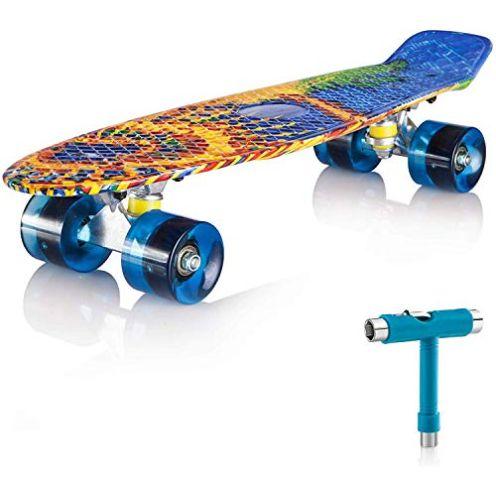 Newdora Skateboard Cruiser