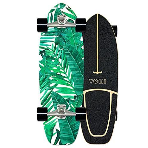 WRISCG Fancy Carving Skateboard
