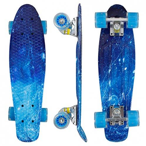 Eseewigs Mini Cruiser Skateboard