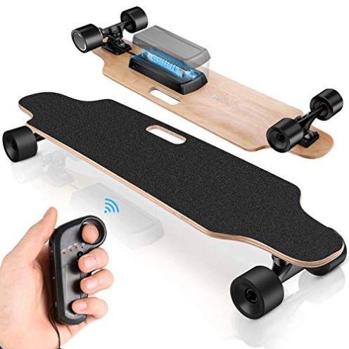 Hesyovy Elektrisches Skateboard