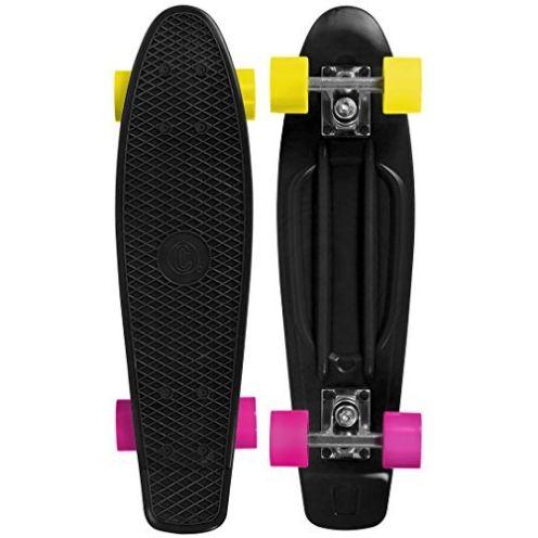Choke JUICY Susi Penny Board Skate Sk8 Black
