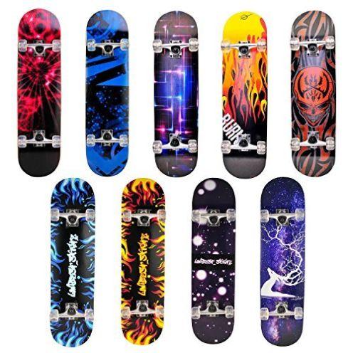 Unibest Skateboard komplett