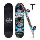 BELEEV Cruiser Skateboard