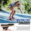 BELEEV Skateboard 27 x 8 Zoll