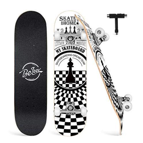 BELEEV Skateboard für Kinder