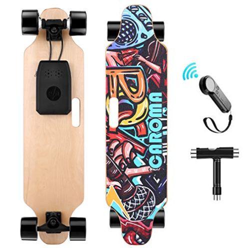 Caroma Elektro Skateboard