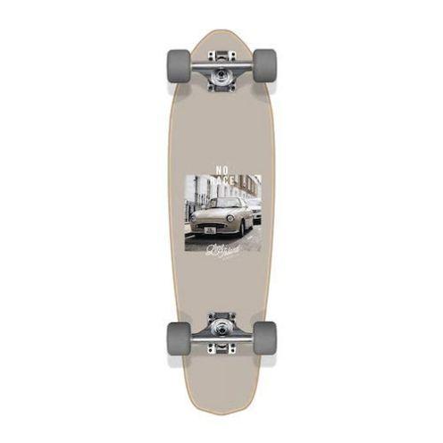 Long Island No Race Skateboard