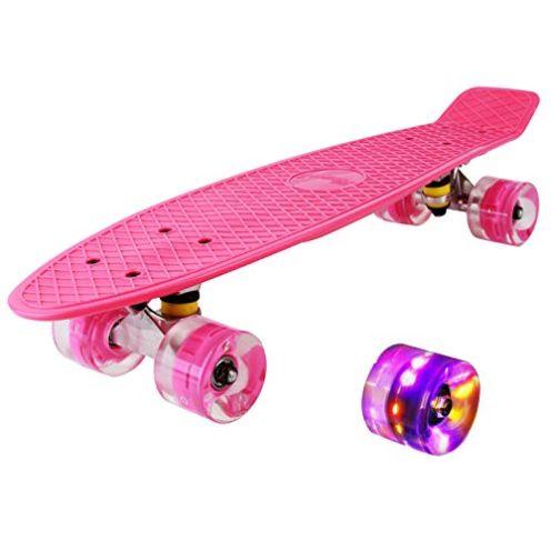 hausmelo Skateboard Mini Cruiser