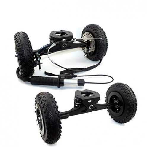 L-faster Mountainboarding