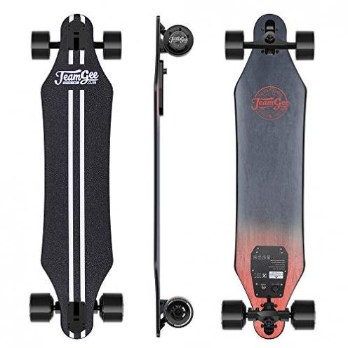 Teamgee H5 Elektro Longboard
