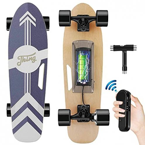 Tooluck Elektrisches Skateboard