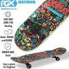 WeLLIFE RGX Skateboard
